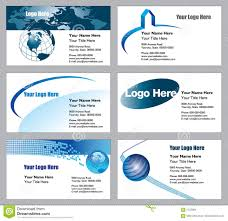 business card templates stock images image 5132084