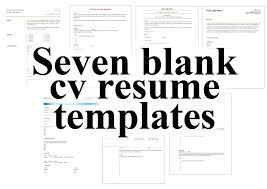 totally free resume templates free resume printable templates free resume templates to print