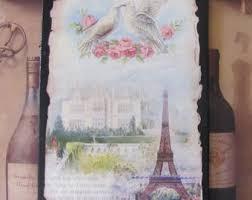 Eiffel Tower Room Decor Eiffel Tower Decor Etsy