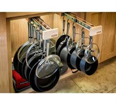 kitchen cabinet organizers for pots and pans kitchen cabinet organizers cabinet declutter pan storage cool