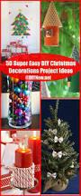 50 super easy diy christmas decorations project ideas u2013 diynow net