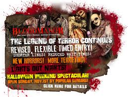 blood manor new york u0027s premier haunted house haunted houses nyc