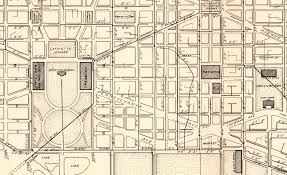 Map Of Washington by Cool Old Maps Of Washington D C Ghosts Of Dc