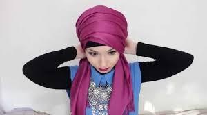 tutorial hijab nabiilabee hijab tutorial l turban nabiilabee youtube