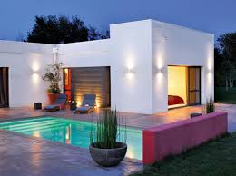Bright Design Homes Red Bright Modern House Design France Cool - Bright design homes