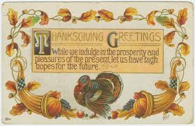 thanksgiving greetings with vintage postcards free downloads