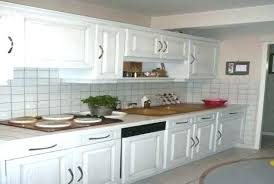 cuisine blanc cérusé meuble en bois blanc cuisine bois blanc modele de placard de cuisine