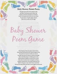 baby shower poems one of my favorite baby shower read this poem and get