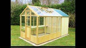Greenhouse 8x8 Greenhouse Shed Plans Youtube