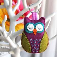 the 25 best felt owl pattern ideas on felt patterns