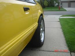 2002 mustang tire size which tires and tire size mustang forums at stangnet