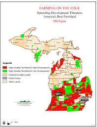 Map Of Northeast Region Of The United States by Farming On The Edge American Farmland Trust