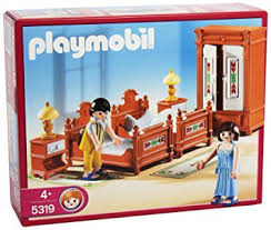 chambre parents playmobil playmobil 5319 la maison traditionnelle parents chambre