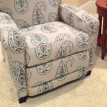 how to reupholster a recliner chair video sailrite