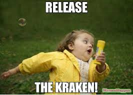 Release The Kraken Meme Generator - release the kraken meme chubby bubbles girl 60554 page 6