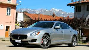 chrome blue maserati 2017 maserati quattroporte first drive review