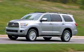 large toyota suv size suv truck trend s best in class 2008 truck trend