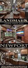 284 best landmark 365 luxury heartland rvs images on pinterest