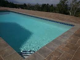 Pool Patio Pavers by Pavers Around Pools Paver Patios Paver Walkways Paver Walls