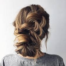 28 Casual Wedding Hairstyles For Effortlessly Chic Brides Crazyforus