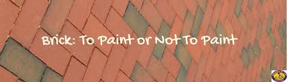 how to paint brick house painting brick kenneth axt woodstock ga