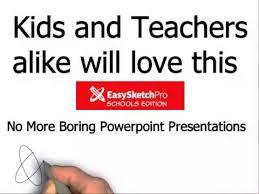 easy sketch pro schools edition review u0026 bonus