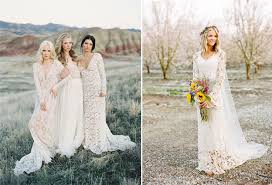 Hippie Wedding Dresses Bohemian Wedding Dress Obniiis Com