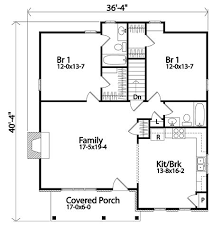 One Floor Cottage House Plans 341 Best House Plans Images On Pinterest Small House Plans