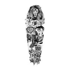 image result for sleeve stencils sleeves