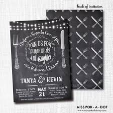 rehearsal dinner invitation wedding rehearsal invite