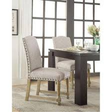 Arm Chair Gray Dining Chairs  Benches Kitchen  Dining Room - Grey dining room furniture