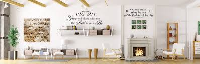 christian wall decals and art prints a great impression