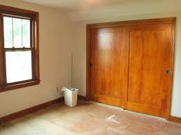 New Closet Doors Solid Wood Sliding Wardrobe Doors New Closet Installing Sliding