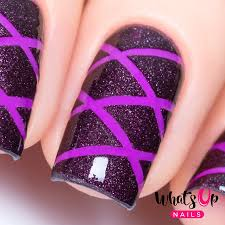 straight tape for nail art