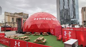 ua jobs under armour under armour brought its sneaker dome to sxsw and added a few