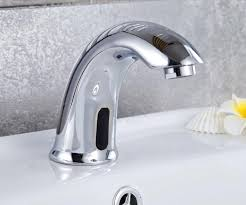 Touch Free Kitchen Faucet Touch Free Kitchen Faucet For Faucet Home Design By