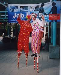 clown stilts choy s brothers