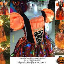 Pumpkin Princess Halloween Costume Pageant Halloween Costumes Products Wanelo