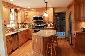 Kitchen Cabinets Outlet Mocha Kitchen Cabinets Near Clintonville By Sembro Designs