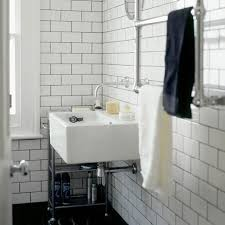 Grout Bathroom Floor Tile - inspiration just look at the white bathroom tile with grey grout