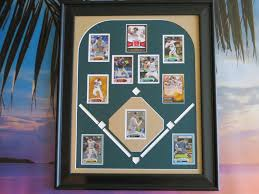Gift For Dad by Baseball Decor Custom Gift For Dad Baseball Field Trading