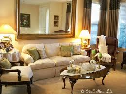 Sage Green Living Room A Stroll Thru Life Living Room Act Two Apple Green