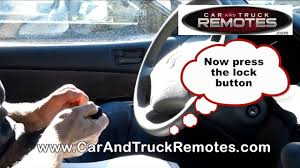 toyota avalon replacement remote programming 2003 2008 youtube