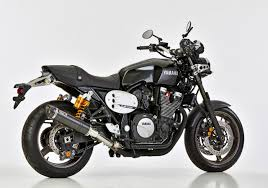 yamaha xjr1300 exhausts webike japan