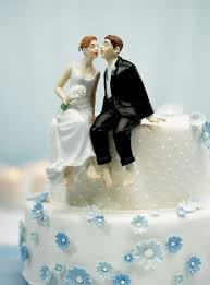 wedding cake toppers magical day