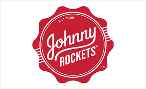 burger chain johnny rockets unveils new logo and branding logo
