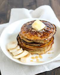 honey banana protein pancakes paleo gluten free nut free