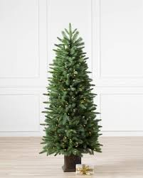 Storage Containers For Artificial Christmas Trees Buy Windsor Potted Spruce Christmas Trees Online Balsam Hill