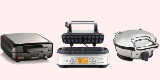 Round Sandwich Toaster 21 Best Waffle Makers Waffle Iron Reviews U0026 Tests