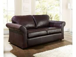 dark brown leather sofa bed photos home decoration gallery